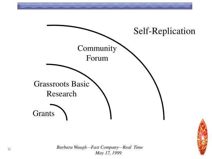 Self-Replication