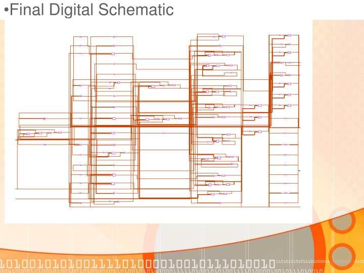 Final Digital Schematic
