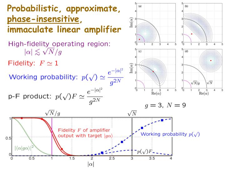 Probabilistic, approximate,