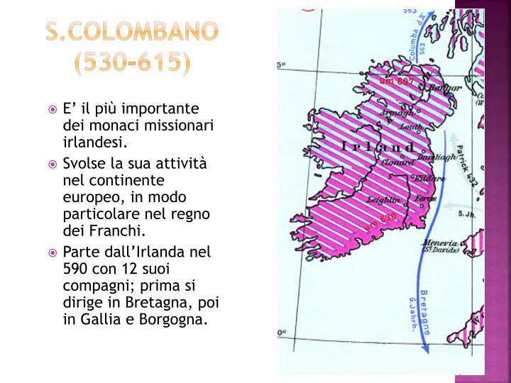S.Colombano