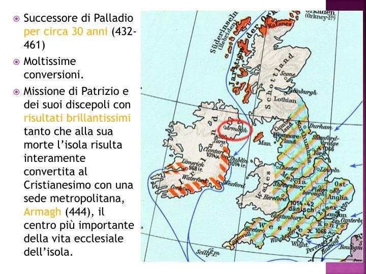 Successore di Palladio