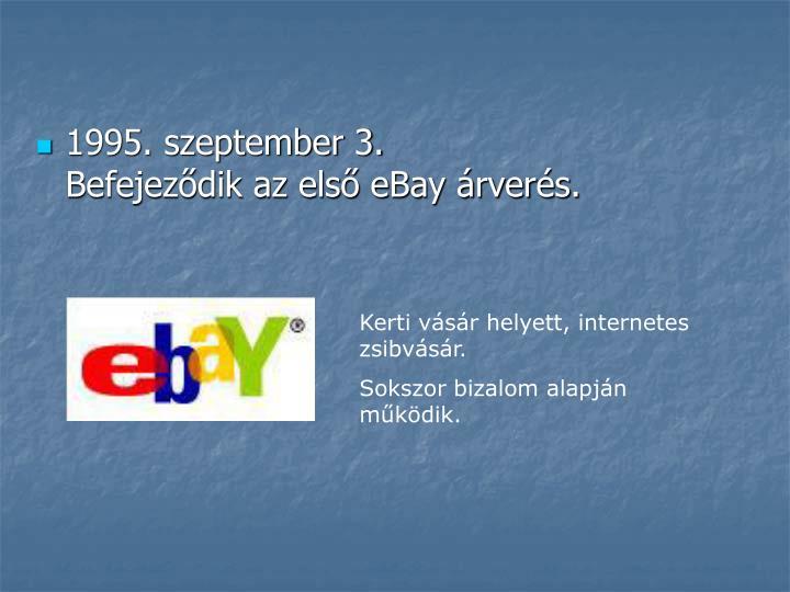 1995. szeptember 3.