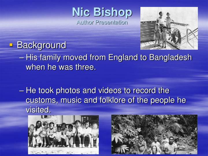 Nic Bishop