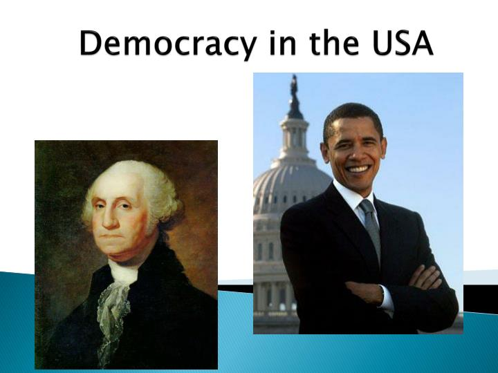 Democracy in the usa