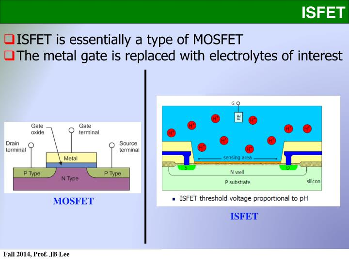 ISFET