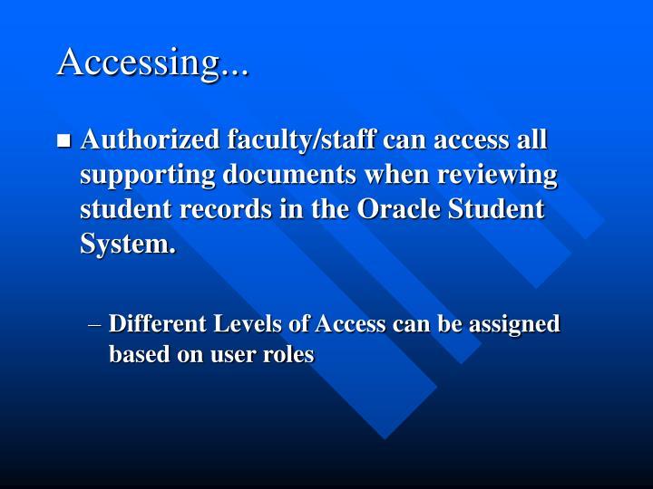 Accessing...