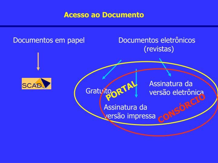 Assinatura da versão eletrônica