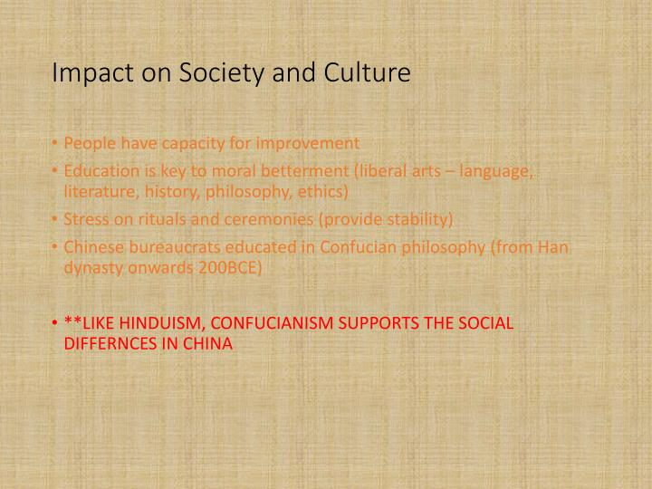 Impact on Society and Culture