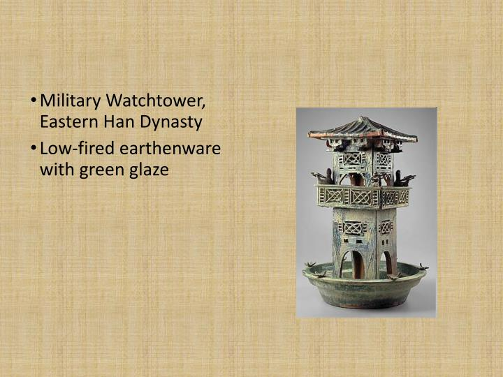 Military Watchtower, Eastern Han Dynasty