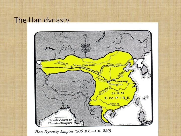 The Han dynasty