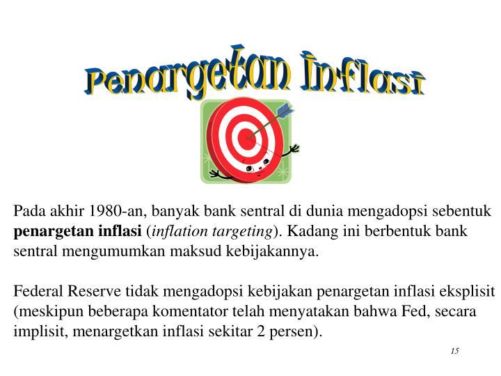 Penargetan Inflasi