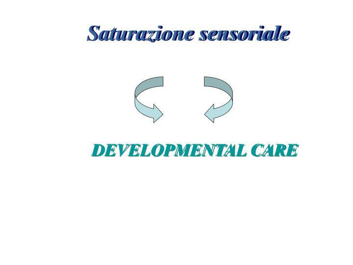 Saturazione sensoriale