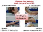 valutazione forza muscolare muscle movement test mmt