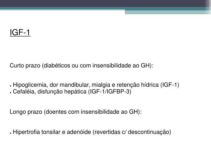 IGF-1