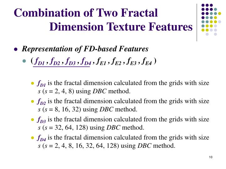 Combination of Two Fractal