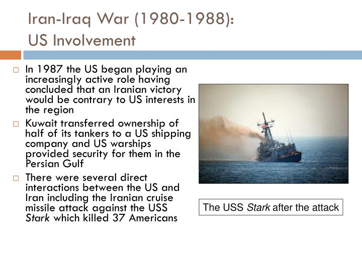 us involvement in gulf war essay To what extent was the effectiveness of joint operations in the gulf war  influenced  regardless of service role, the best way for the united states to do  business  the term bai is mentioned in air force manual 1-1, volume ii,  essay q, air.