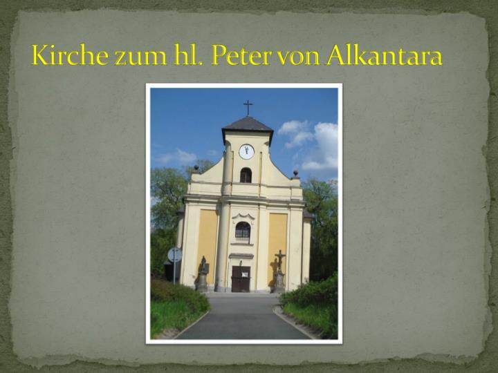 Kirche zum hl. Peter von