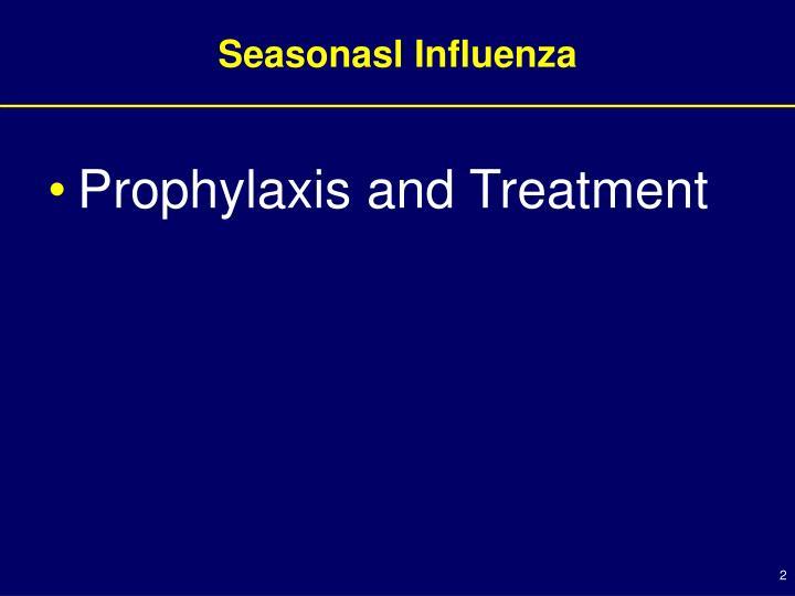 Seasonasl Influenza