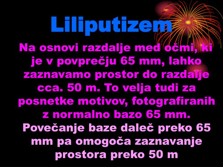 Liliputizem