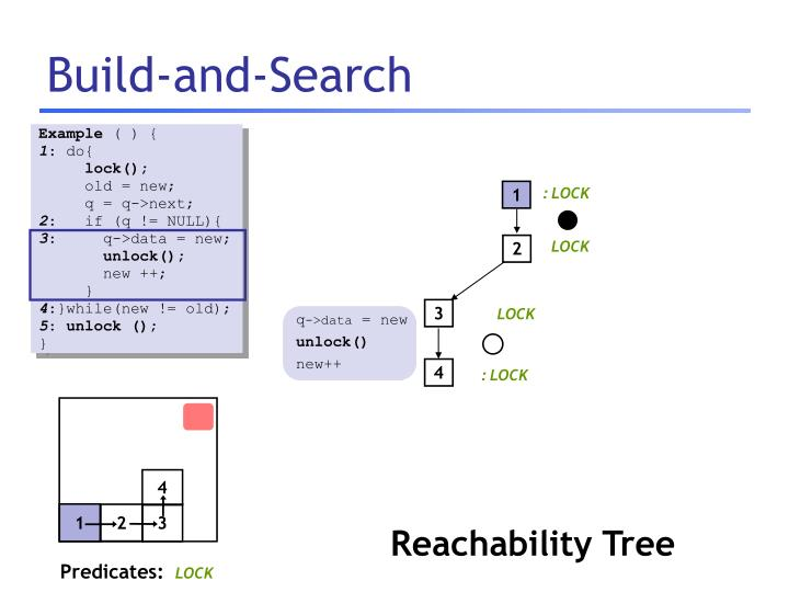 Build-and-Search