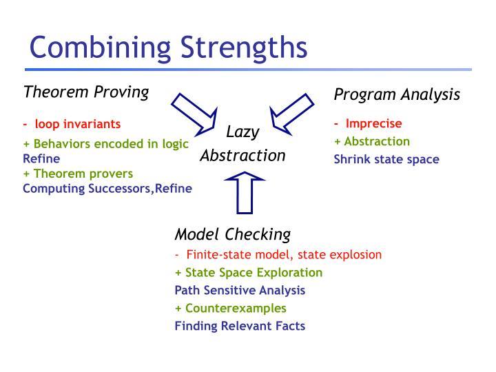 Combining Strengths