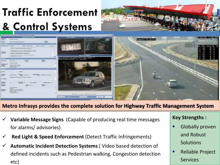 Traffic Enforcement
