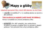 mapy a gl by