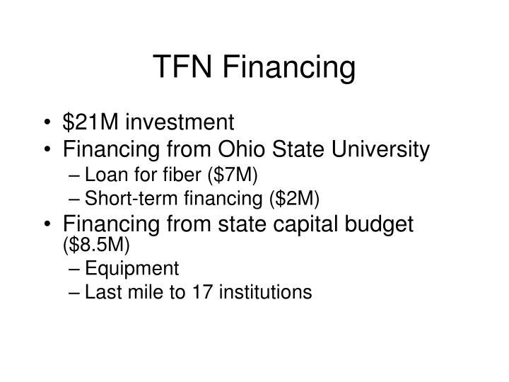TFN Financing