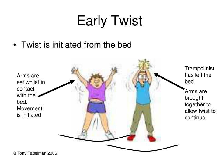 Early Twist