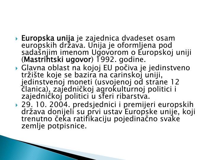 Europska