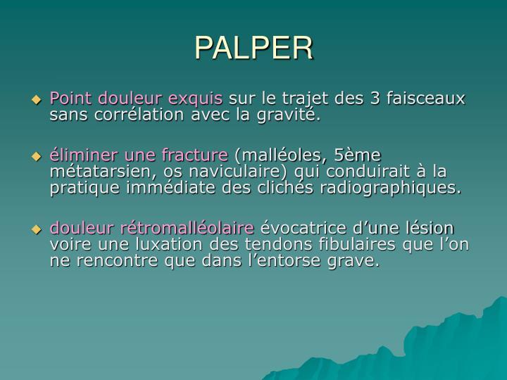 PALPER