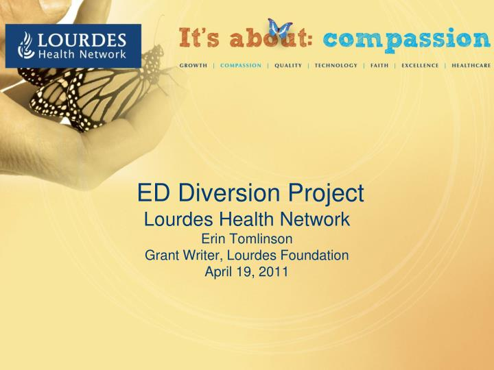 ED Diversion Project