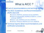 what is aicc