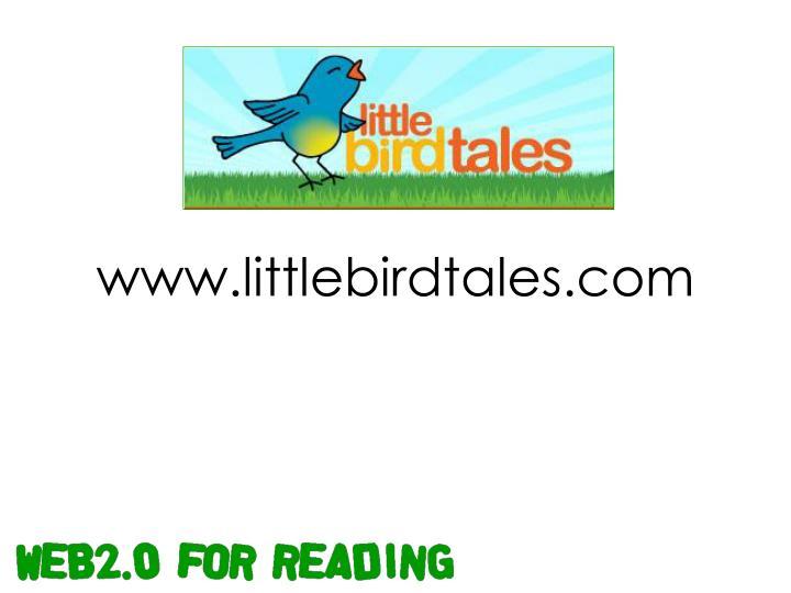 www.littlebirdtales.com