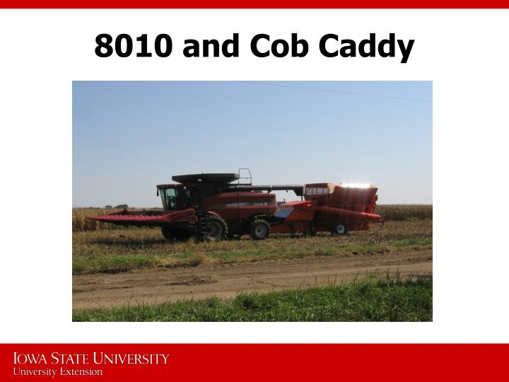 8010 and Cob Caddy