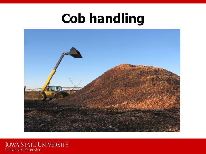Cob handling