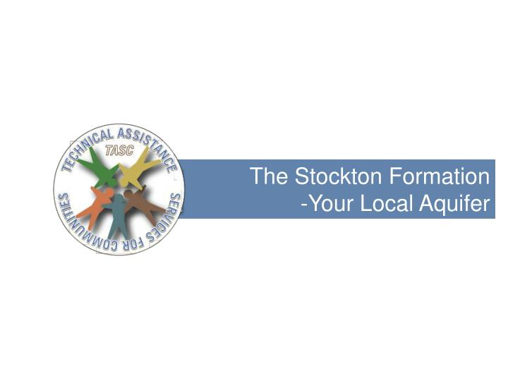 The Stockton Formation