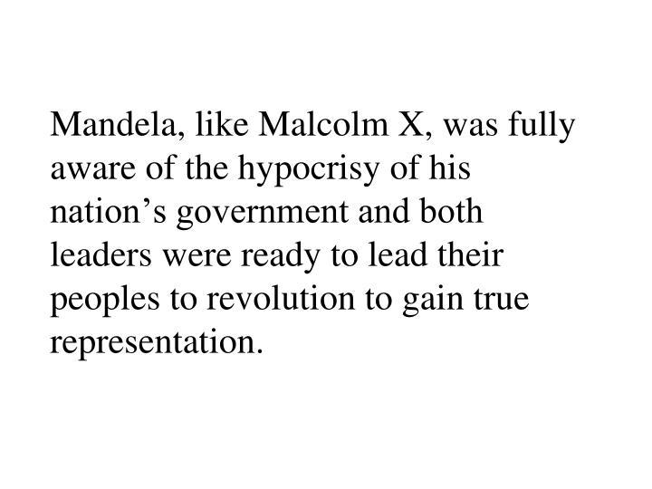 Mandela, like