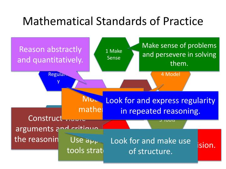 Mathematical Standards of Practice