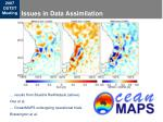 issues in data assimilation2