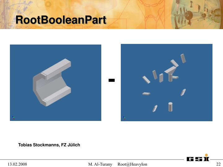 RootBooleanPart