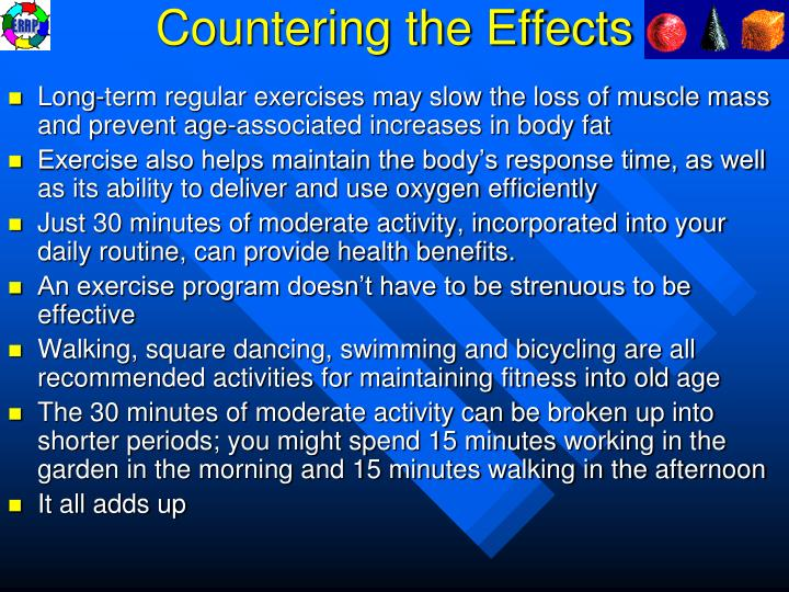 Countering the Effects