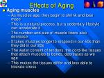 effects of aging1