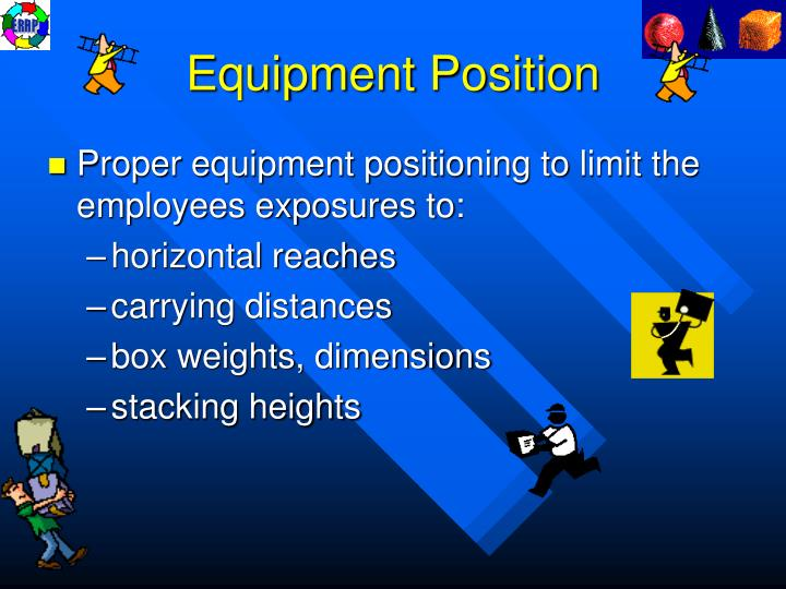 Equipment Position