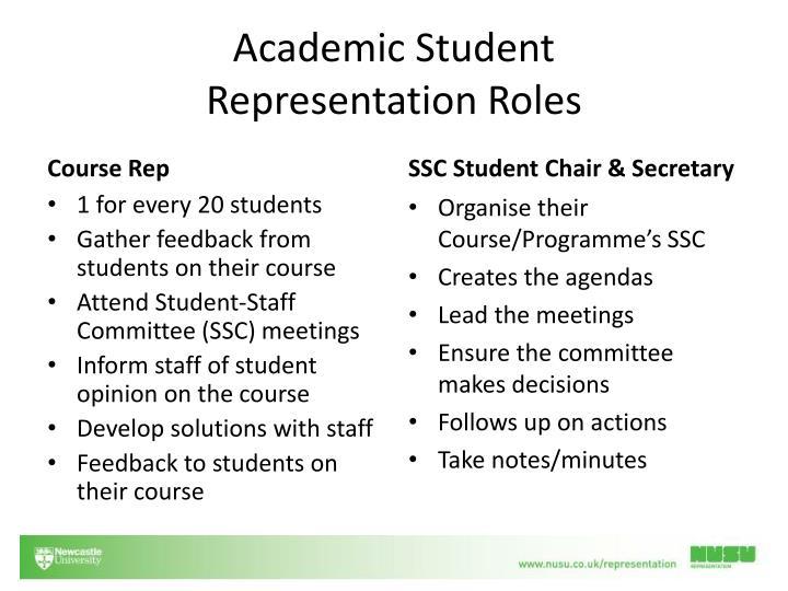 Academic Student