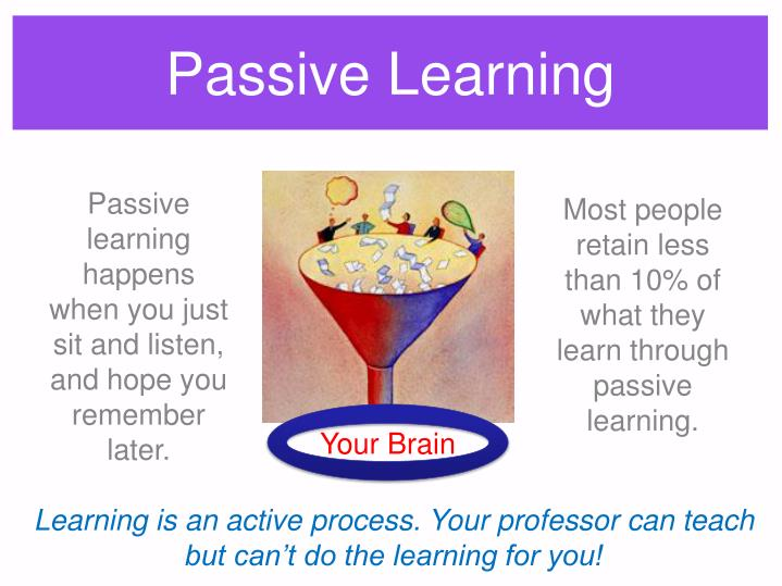 Passive Learning