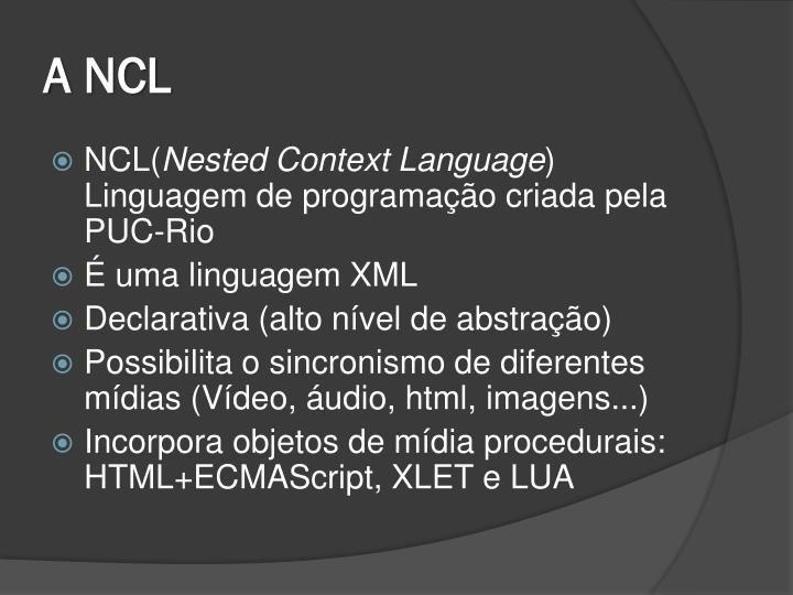 A NCL