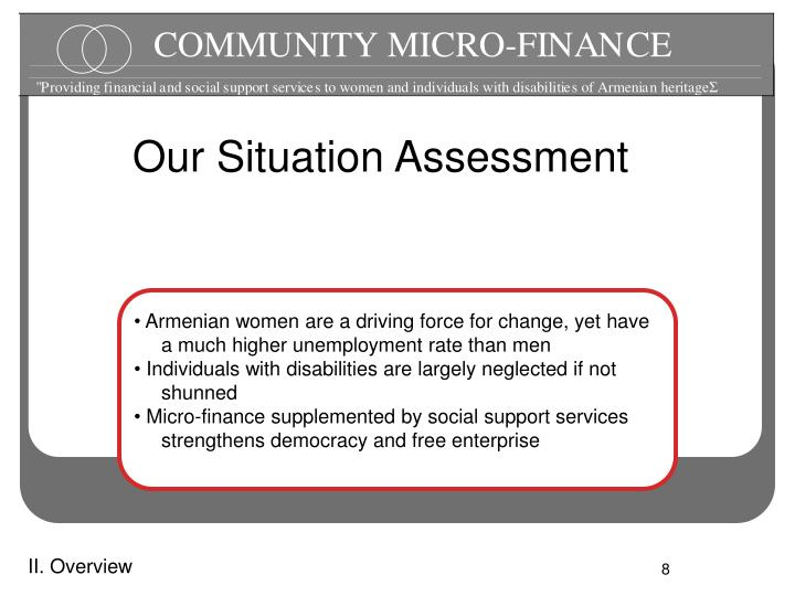 Our Situation Assessment