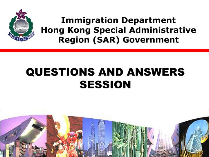 Immigration Department