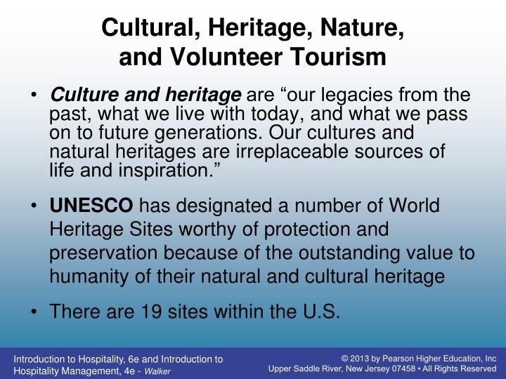 Cultural, Heritage, Nature,